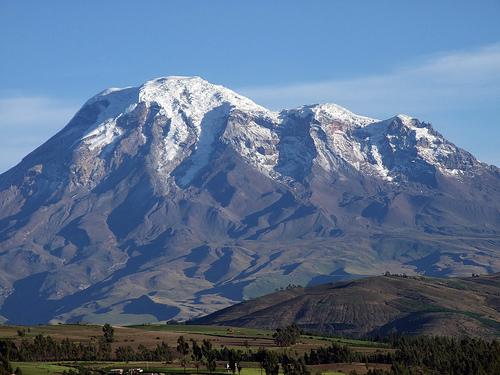 Mount-Chimborazo