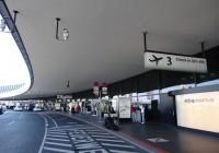 Flughafen-Wien-Abflug