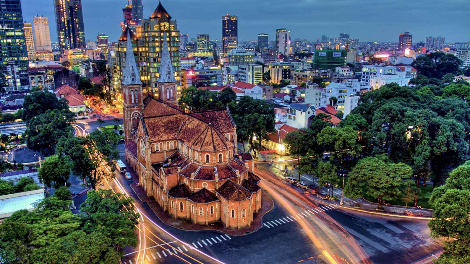5 One day in Ho Chi Minh City
