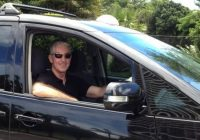 Gold Coast Airport Transfers staff member PJ