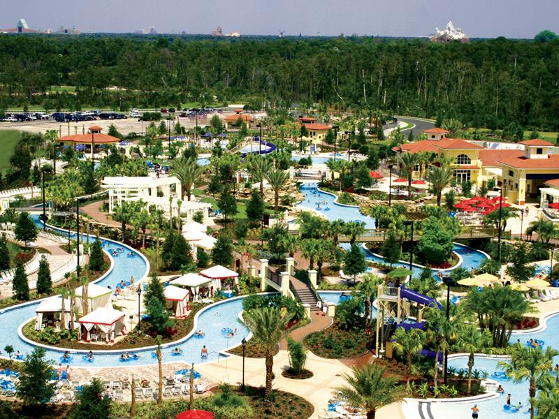 Orange Lake Resort-River Island