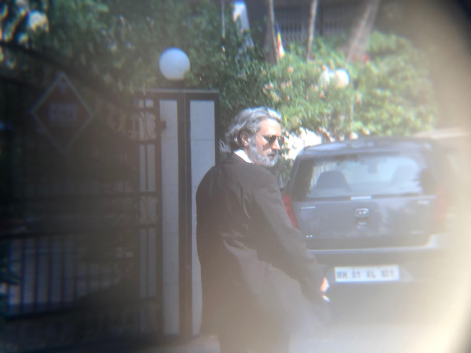 Vijay Mallya supposedly was seen in Bandra, Mumbai earlier this week
