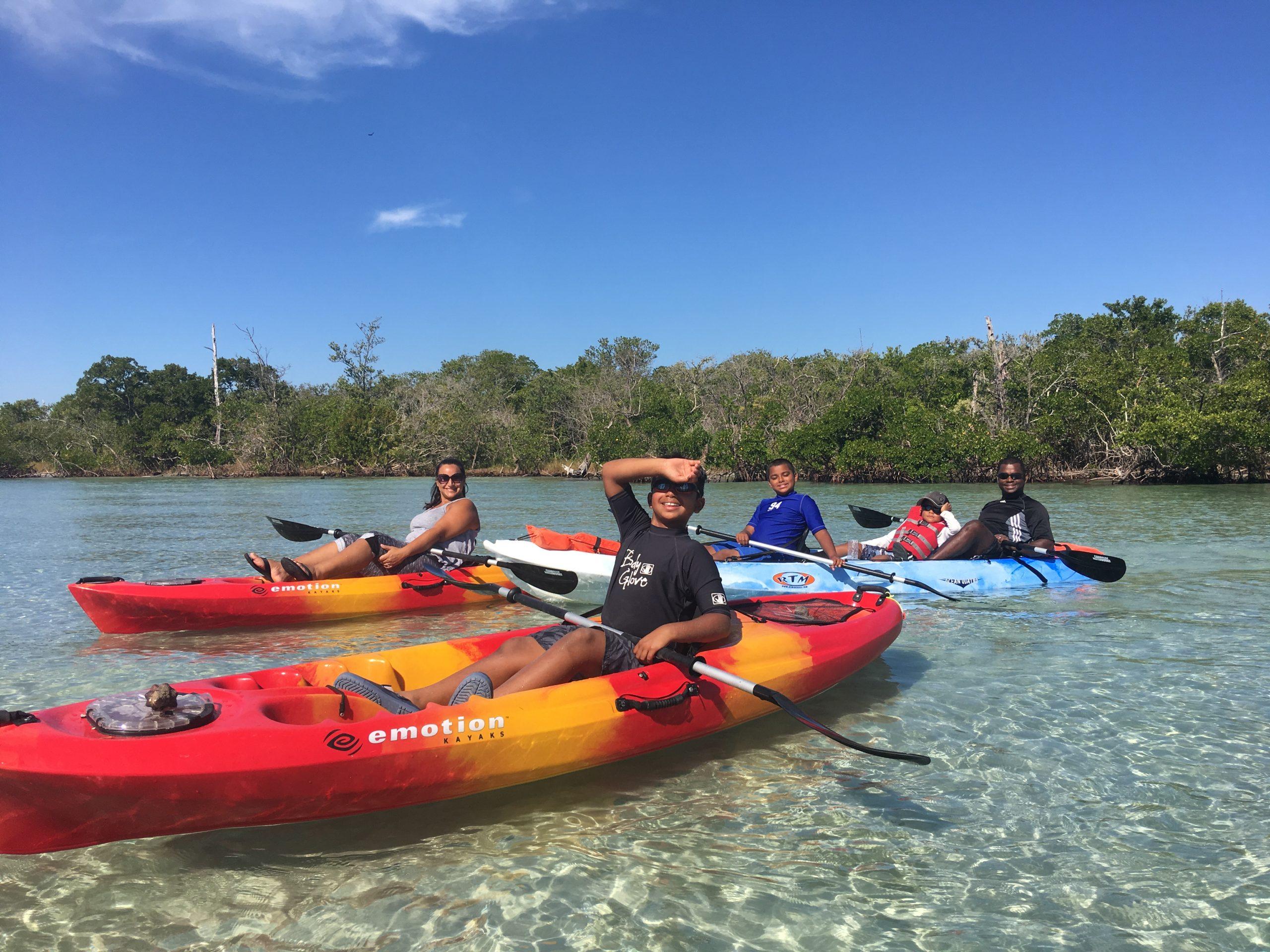 Kayak Eco Tour with SUP Englewood