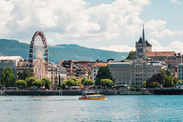 Top Tourist Destinations in Geneva