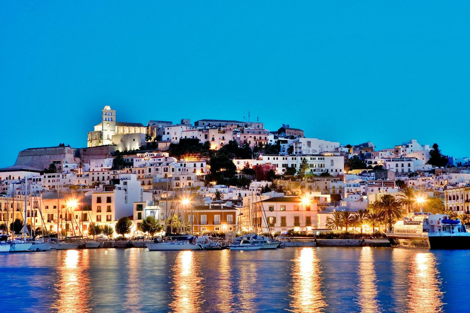 Top Tourist Destinations in Ibiza, Spain